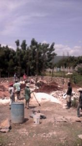 Haiti Construction 1